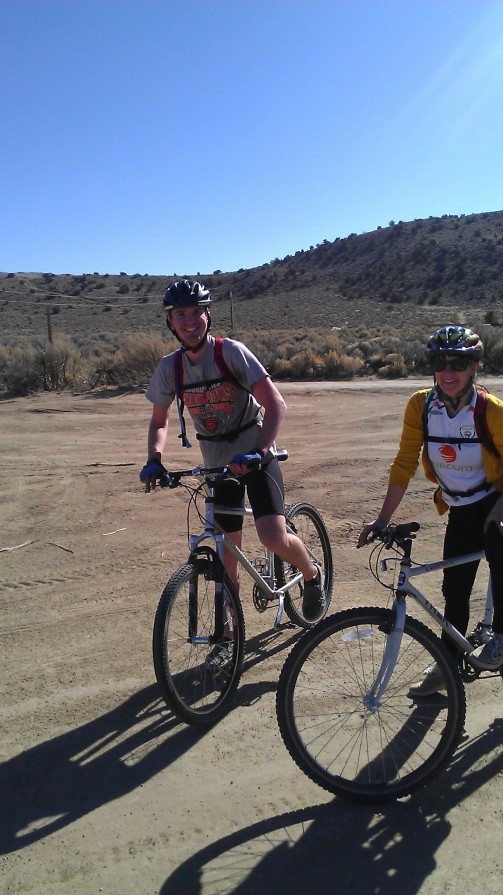 Billy and Amy, Hungry Valley