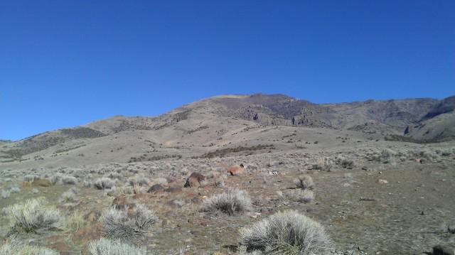 Tule Peak