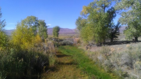 Smoke Creek to Smoke Creek Desert