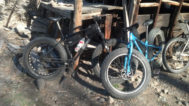 Fat bikes can tame Nevada's backroads