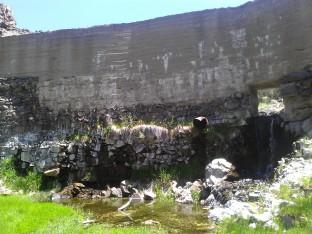 The irony of Dry Creek