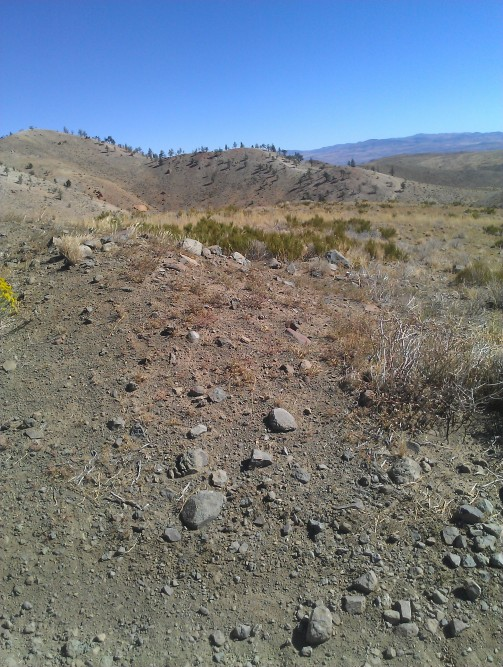 Ridges to be ridden on Peavine