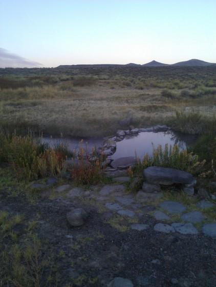 Hot Springs, Soldier Meadows