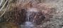 Winter snow melt in Carson Range