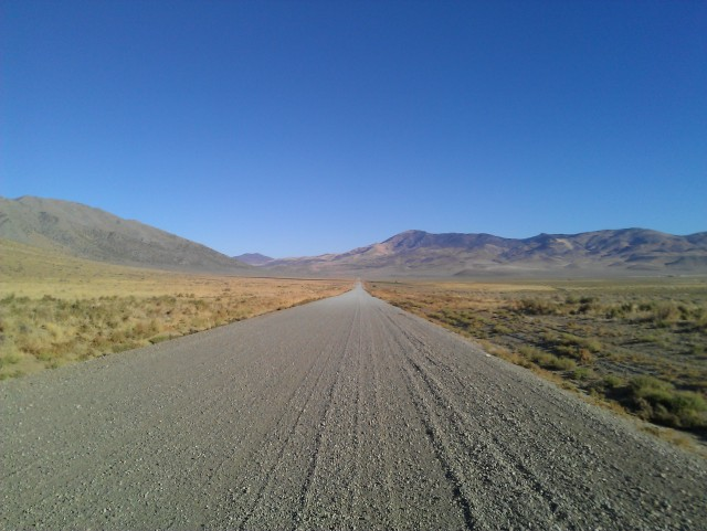 Winnemucca Ranch Road, Dogskin and Virginia Mtns