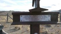 Emigrant Trail Marker