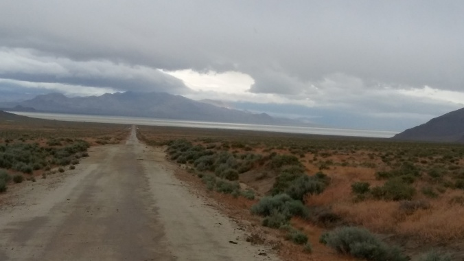 South of Frog Pond Hot Springs