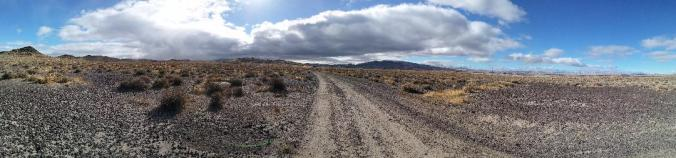 180 deg of Simpson Rd, Pony Express