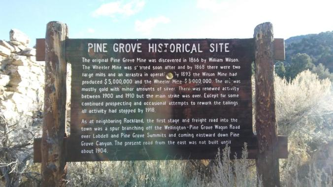 Pine Grove Historical Site